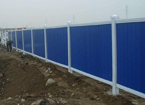 PVC围挡价格-南京PVC围挡施工-PVC围挡批发